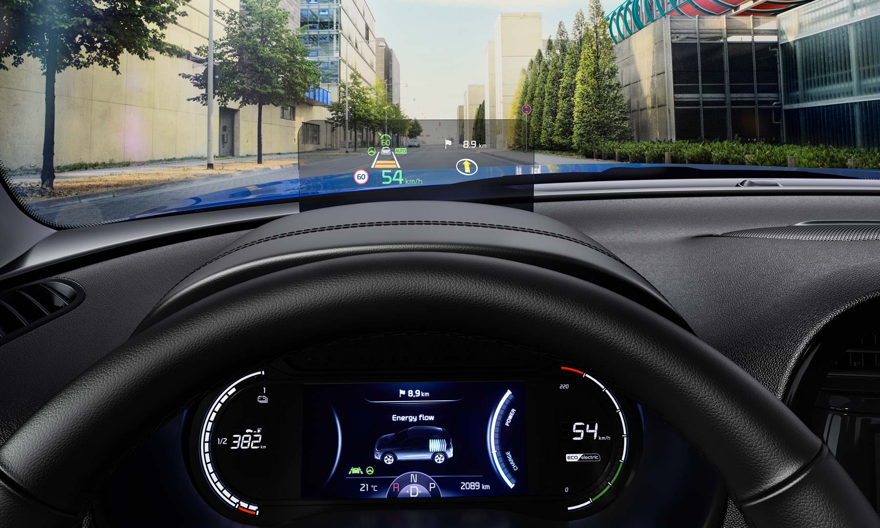 Head-up Display*